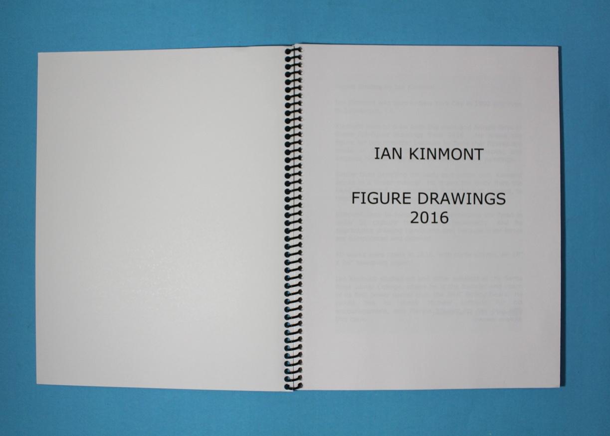 Ian Kinmont Figure Drawings 2016 thumbnail 2