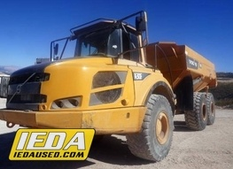 Used 2011 Volvo A 30 F For Sale