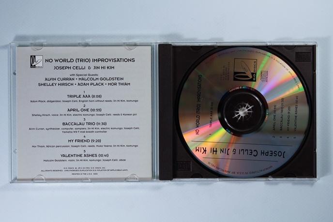 No World (Trio) Improvisations thumbnail 2