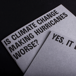 Is Climate Change Making Hurricanes Worse?