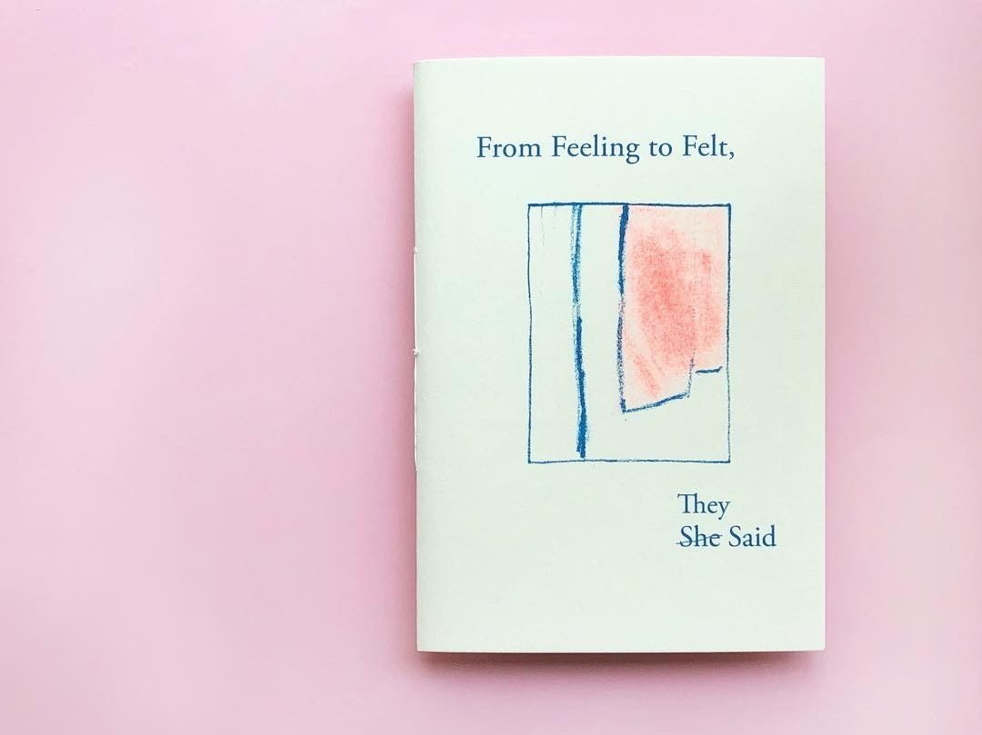 From Feeling to Felt, They Said