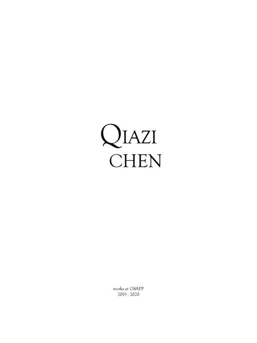 AAD ChenQiazi SP20 Portfolio.pdf_P1_cover.jpg
