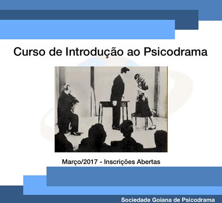 Curso de Introdução em Psicodrama