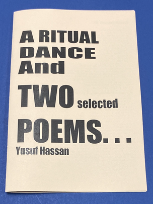 A ritual dance and two selected poems ...