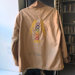 Living Art Chakra Jacket