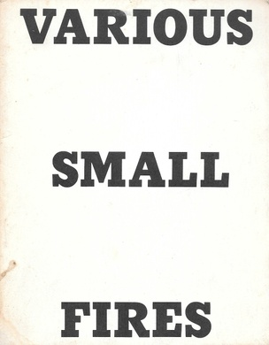 Various Small Fires and Milk