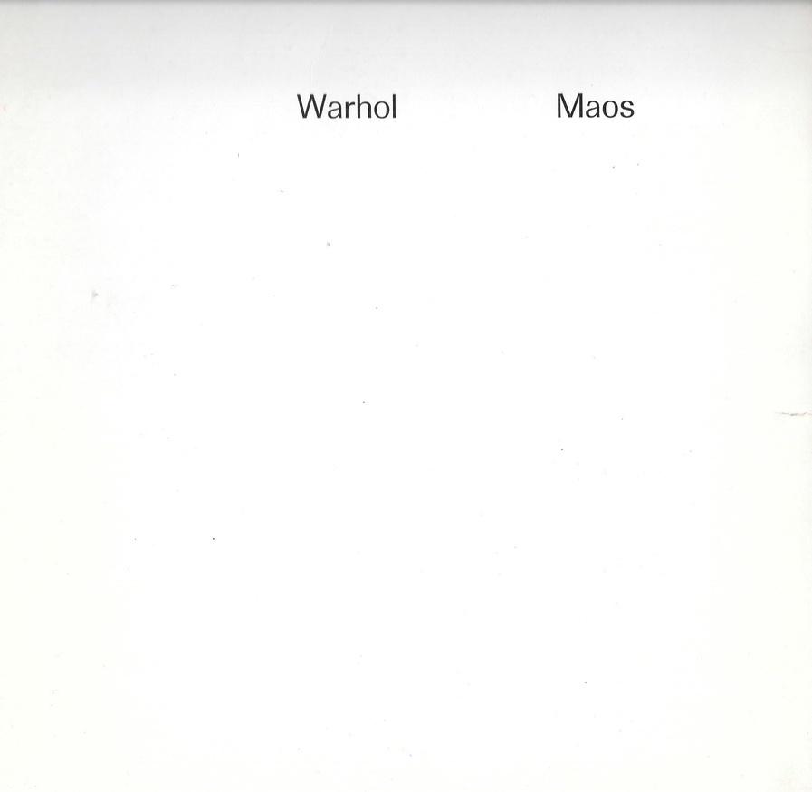 Andy Warhol : Maos
