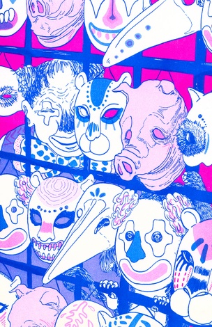 Dark Laughter: Mask