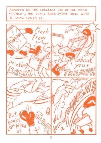 mini kuš! #84 (The Book Fight) thumbnail 4