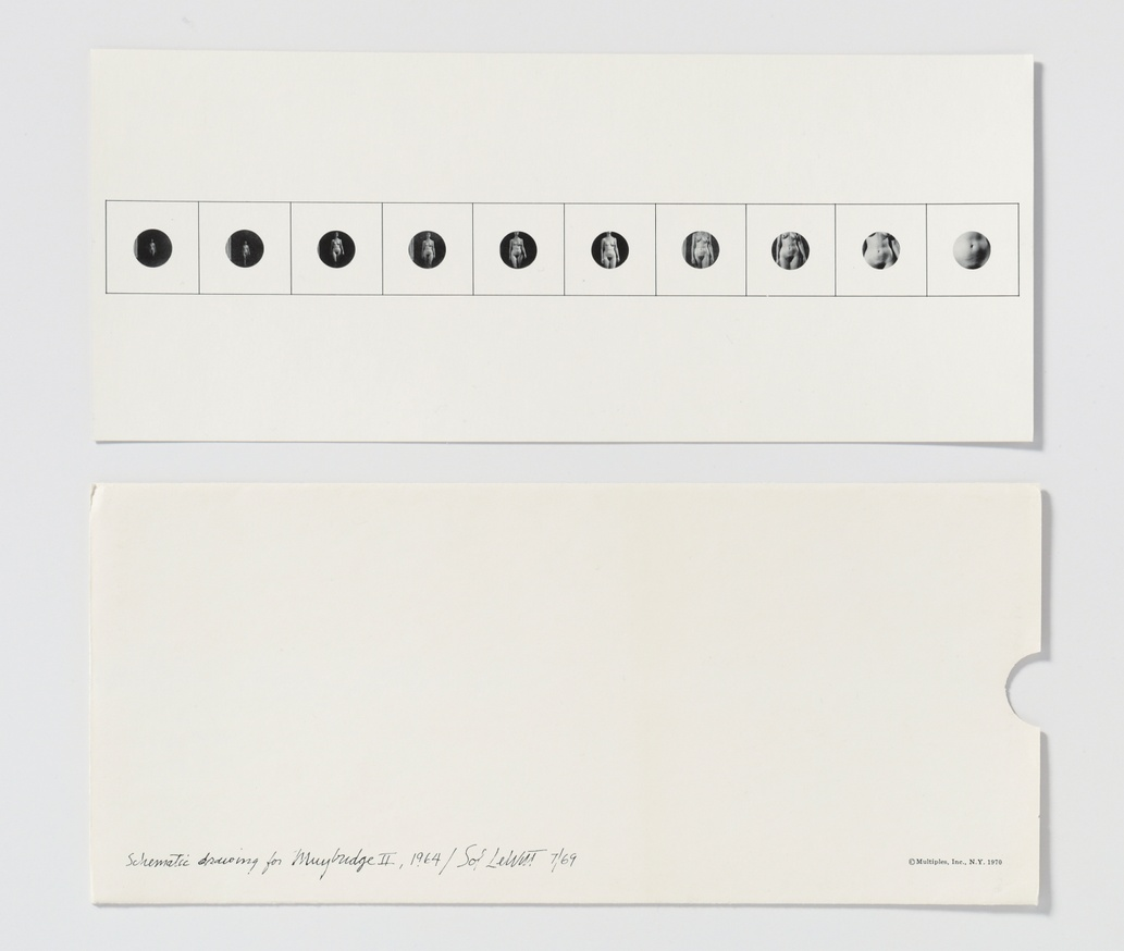 Multiples, Inc.: Items from the Artists & photographs Box, 1970 thumbnail 4