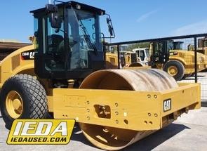 Used 2015 Caterpillar CS64B For Sale