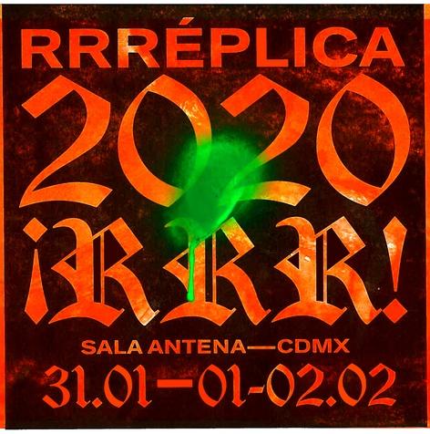 Rrréplica 2020