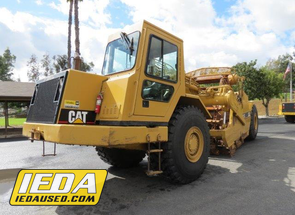 Used 2006 Caterpillar 615C II For Sale