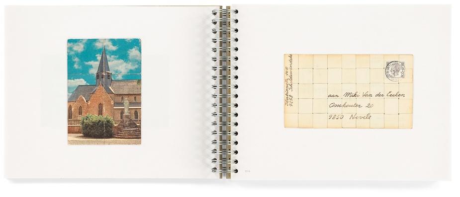 René Heyvaert Mail Art: 1964-1984 thumbnail 5