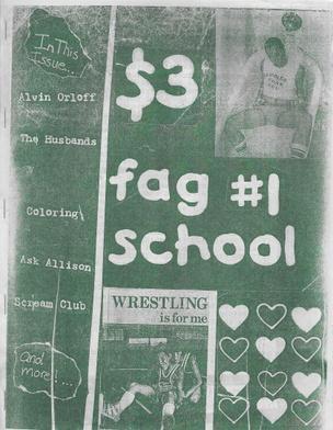 Fag School #1 [Reprint]
