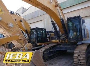 Used 2014 Caterpillar 349 EL ME VG For Sale