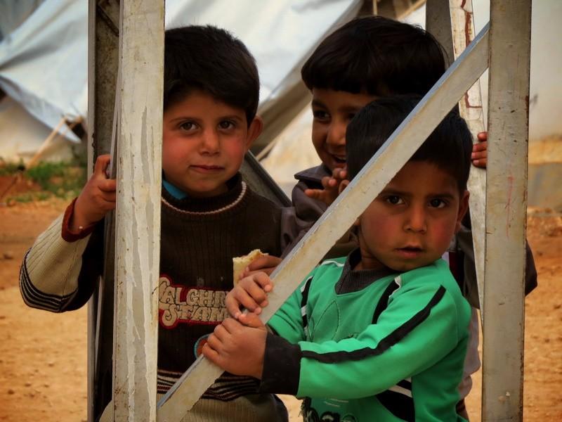 Bambini in Alto Mare - Emergenza Siria