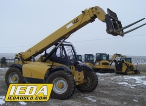 Used 2004 Caterpillar TH360B For Sale