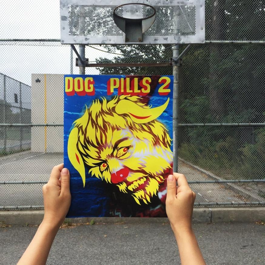 Dog Pills 2