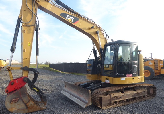 Used 2014 Caterpillar 314E LCR For Sale