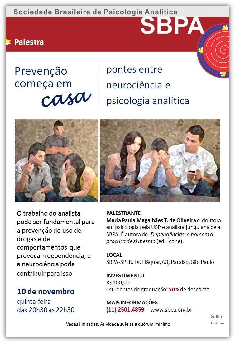 Prevenção começa em casa: pontes entre neurociência e psicologia analítica
