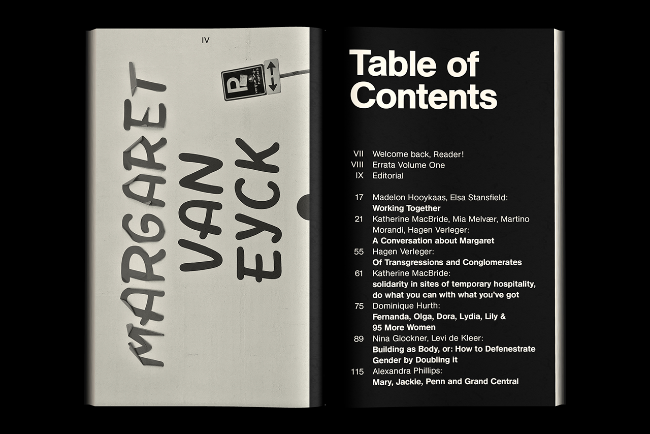 Margaret van Eyck: Renaming an Institution, a Case Study Volume Two: Comments, Contexts, and Connections thumbnail 2