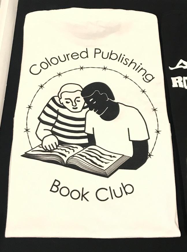Book Club T-shirt [Large]