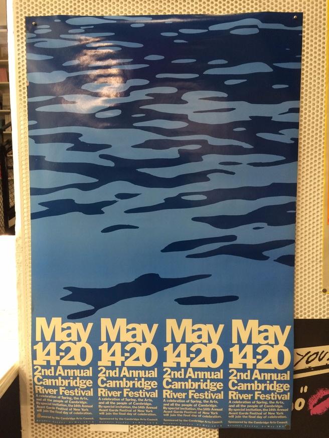 Second Annual Cambridge River Festival May 14-20, 1978