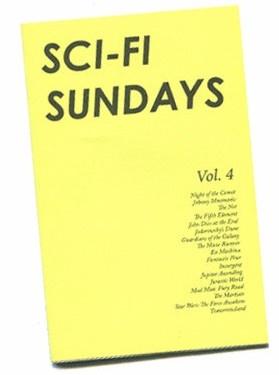 Sci-Fi Sundays, Vol. 4