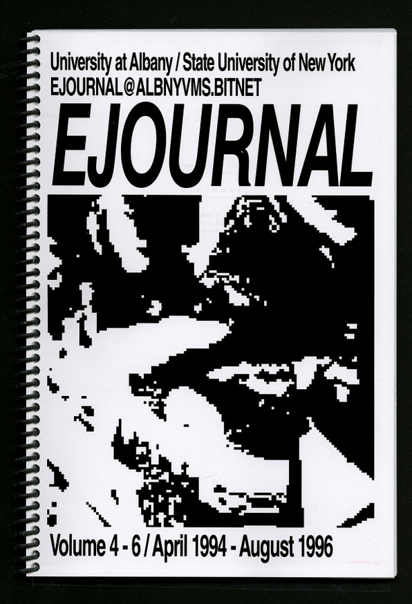 EJOURNAL Vol. 4-6