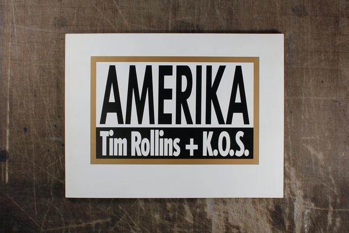 Amerika : Tim Rollins + K.O.S. thumbnail 2