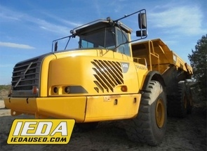 Used 2004 Volvo A40D For Sale