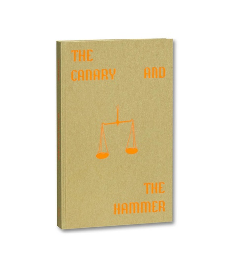 The Canary and The Hammer — Book launch and talk with Lisa Barnard