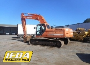 Used 2006 Doosan DX300 LC For Sale