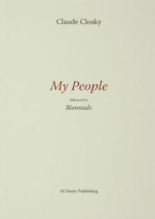 My People : Followed by Biennials