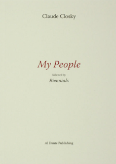 My People : Followed by Biennials
