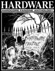Hardware: Hardcore Fanzine Anthology [Hardcover]