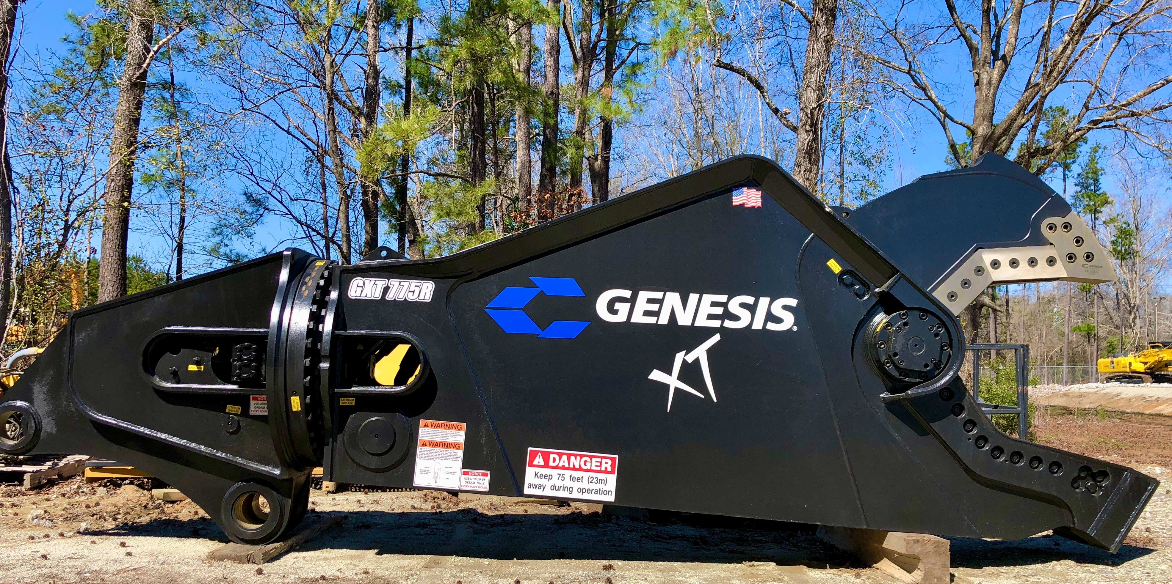 Used  Genesis GXT775R For Sale