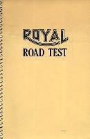 Royal Road Test