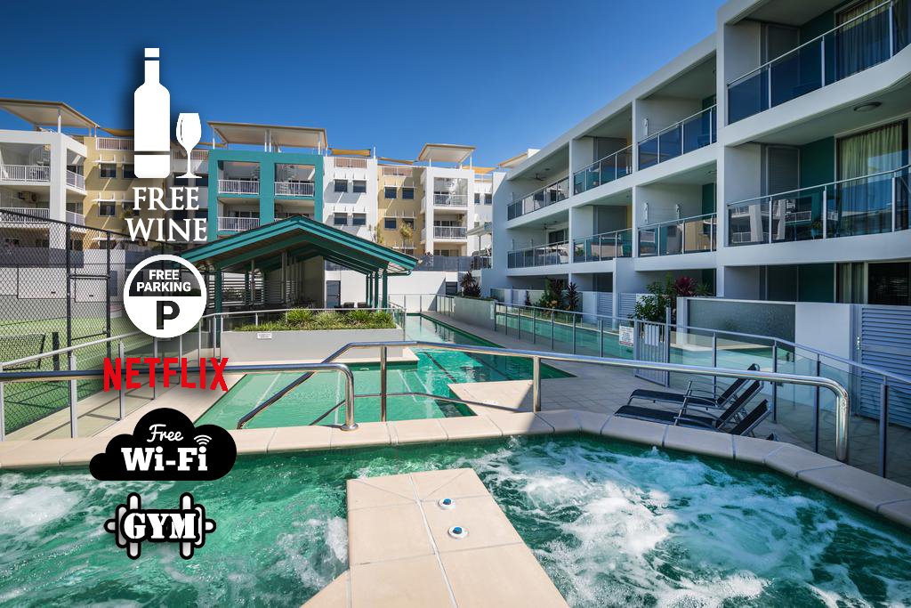 Apartment 1BR Coolum Beach Escape  photo 22892873