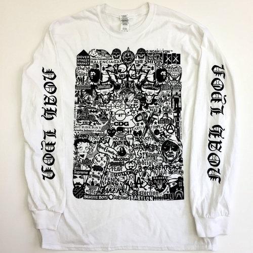 Noah Lyon LA Long Sleeve Shirt [Medium]