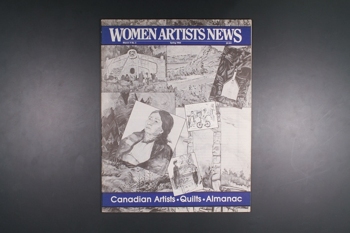 Women Artists News-Various Issues thumbnail 10