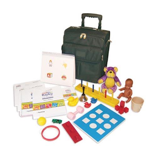 Escala Bayley de desenvolvimento para bebês e crianças (incluindo Bayley-III Screening Test)