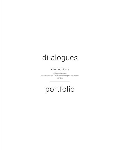 ARCH AksoyMunise SP20 Portfolio.pdf_P1_cover.jpg