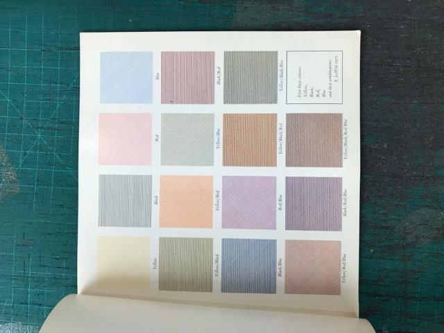 Four Basic Colours and their Combinations thumbnail 2