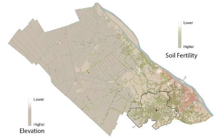 Soil Fertility in Can Tho Municipality