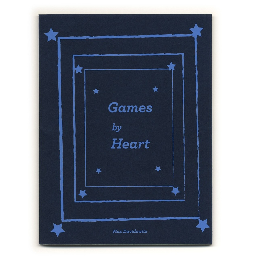 Games by Heart