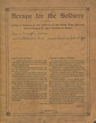 Scraps for the Soldiers
