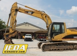 Used 2006 Caterpillar 315CL For Sale
