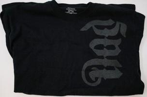 Fred Martinez T-Shirt in Black [Medium]